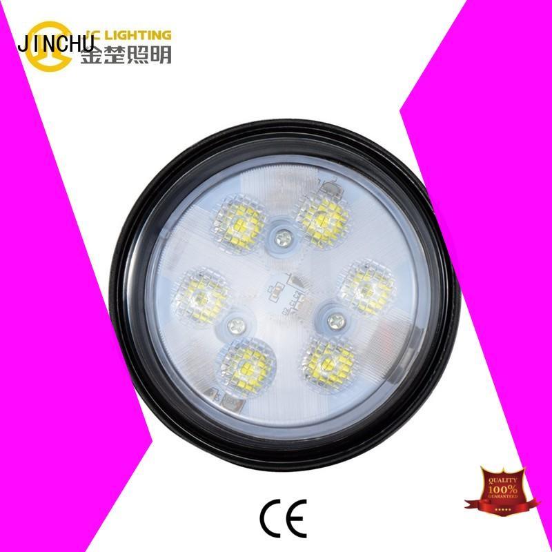 Hot big 4 inch round led driving lights 225w JINCHU Brand