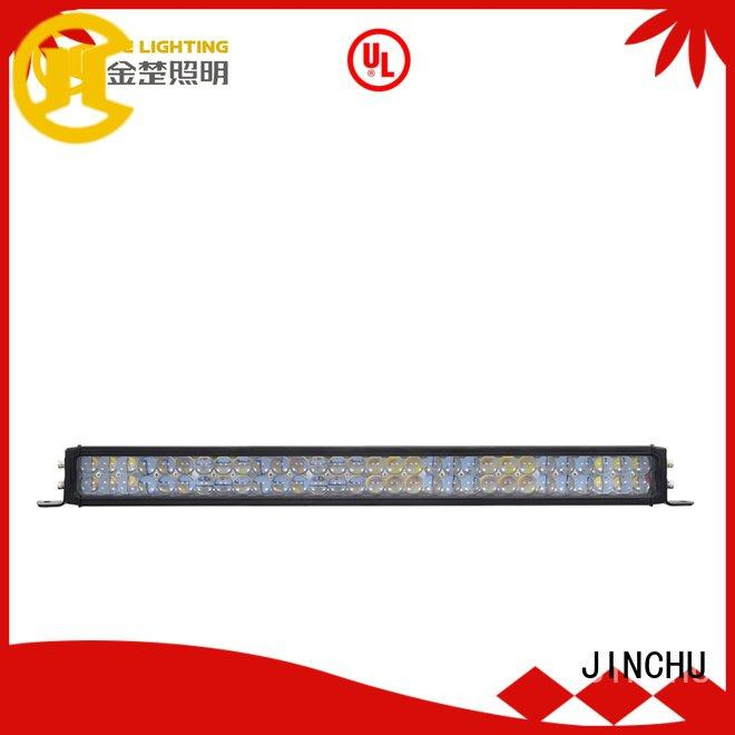 JINCHU 23 75w 180w jeep led light bar 4x4