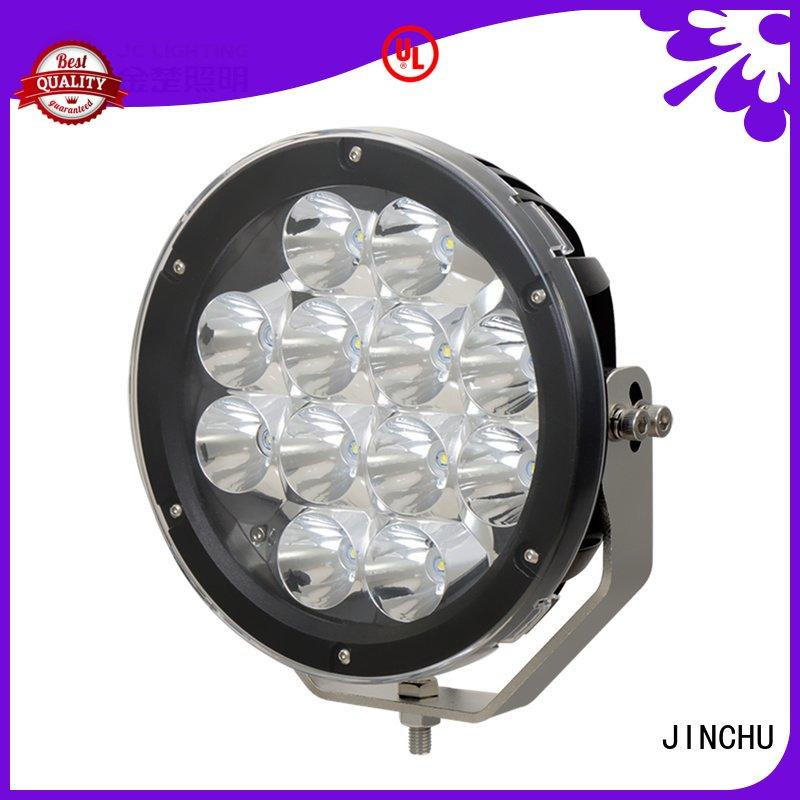 OEM led driving lights work 225w 4 inch round led driving lights