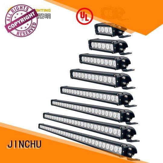 JINCHU jeep led light bar 23 4d roller 17