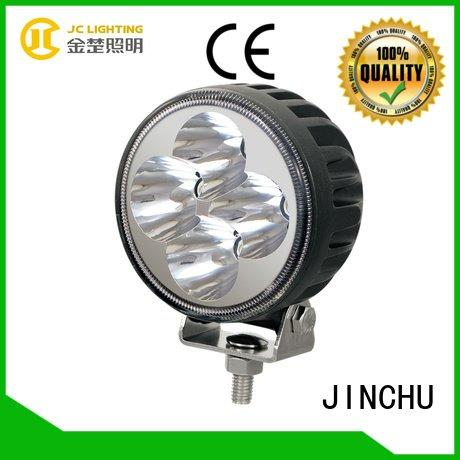 JINCHU cree led work light Certificates Working Environment Life Time Material