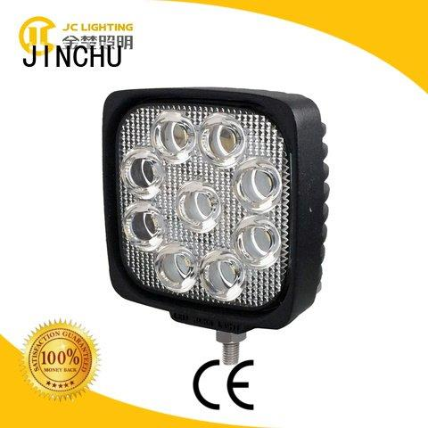 Model Certificates JINCHU work lights