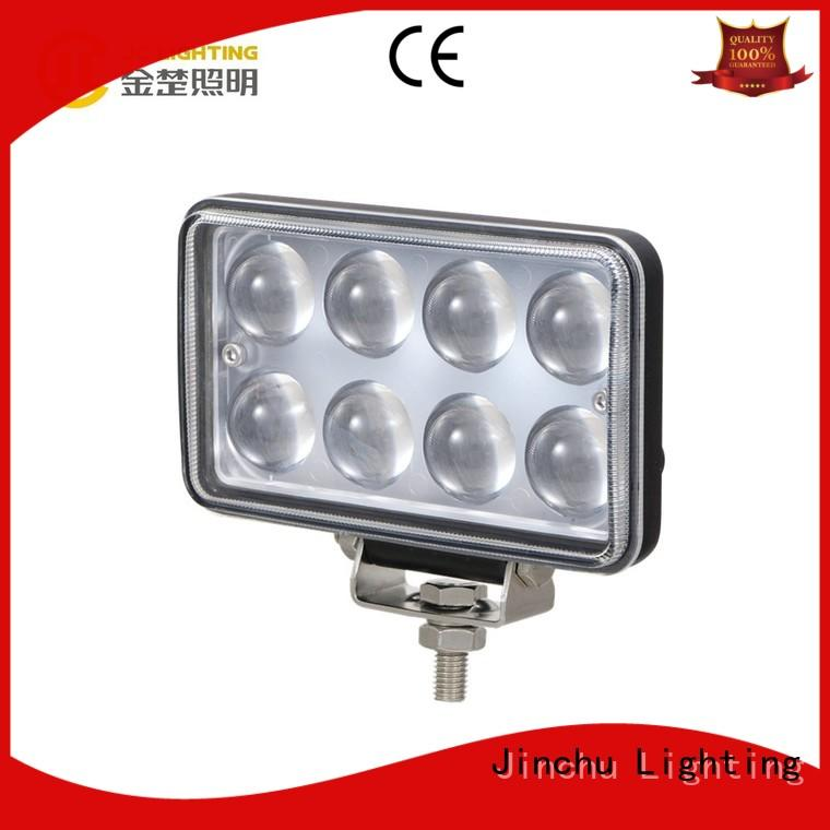 Hot 4 inch round led driving lights motorcycle JINCHU Brand