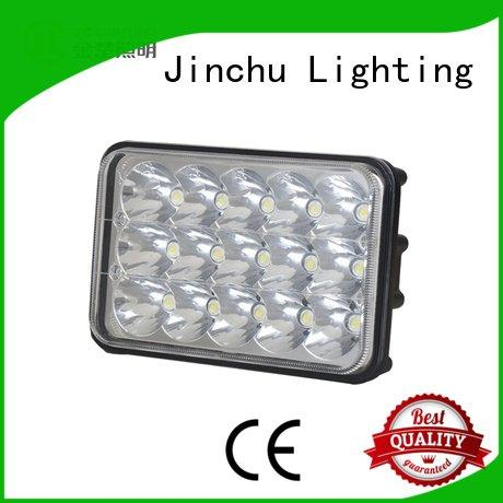 JINCHU 4 inch round led driving lights driving super jeep wrangler