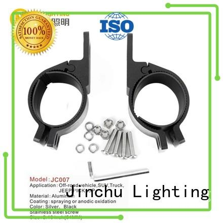 JINCHU Brand duty suitable jeep tj light bar bracket bar