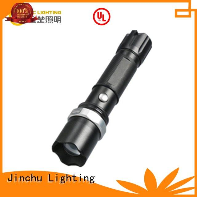 Wholesale waterproof lumens brightest led flashlight JINCHU Brand