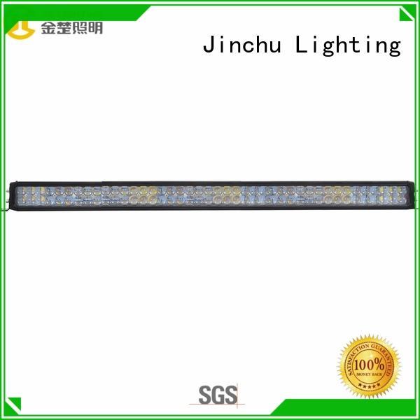 JINCHU Brand 33inch 30 jeep led light bar glass