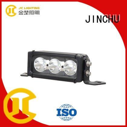 Hot jeep led light bar 21 led bar straight JINCHU