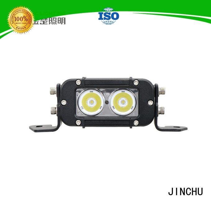 54w inch spotlight 210w JINCHU led bar