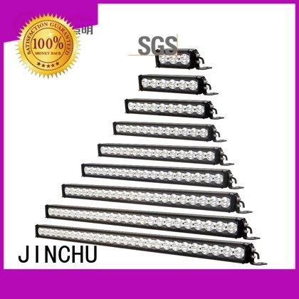 JINCHU jeep led light bar refector inch trucks