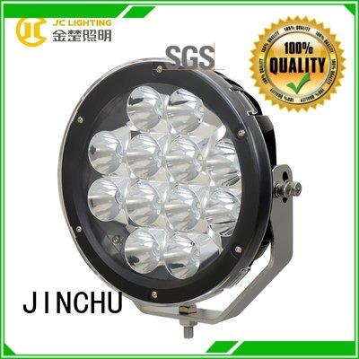 OEM led driving lights bulldozer auto 4 inch round led driving lights