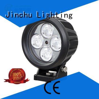Custom led driving lights auto reflector brightness JINCHU