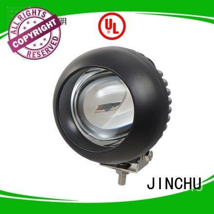 utv led driving lights JINCHU 4 inch round led driving lights