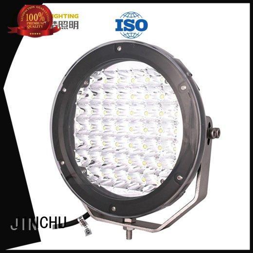 JINCHU LED driving light flood 4wd roller 9inch