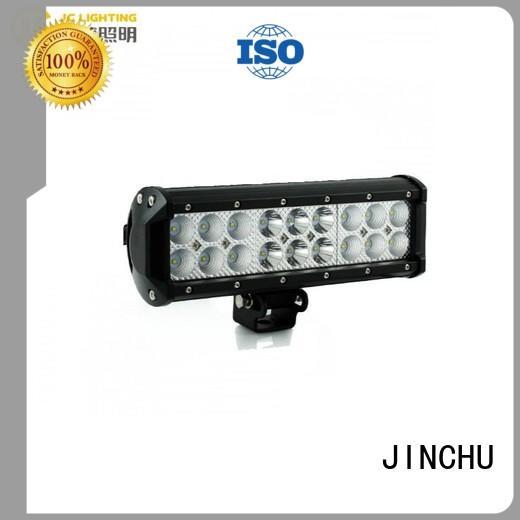 JINCHU Brand 15w jeep led light bar 12v supplier