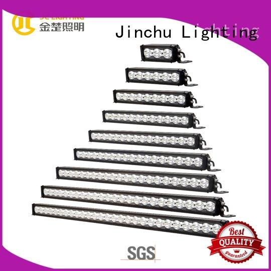 Hot jeep led light bar automobile 210w auxiliary JINCHU Brand