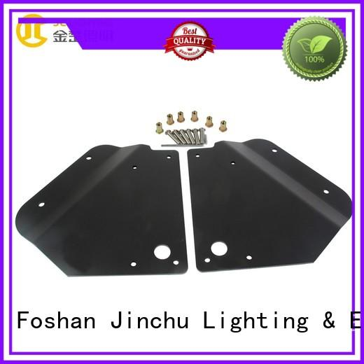 JINCHU 52 inch curved light bar brackets factory direct supply for cars
