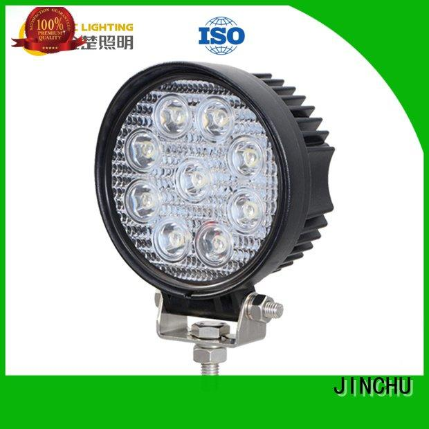 off road led lights 7inch cars LED driving light JINCHU Warranty