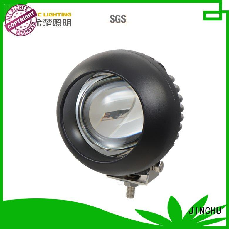 JINCHU 4 inch round led driving lights Voltage WorkingEnvironment Model