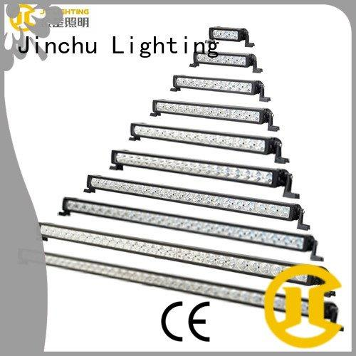 JINCHU jeep led light bar 12v 36w bulldozer 288w