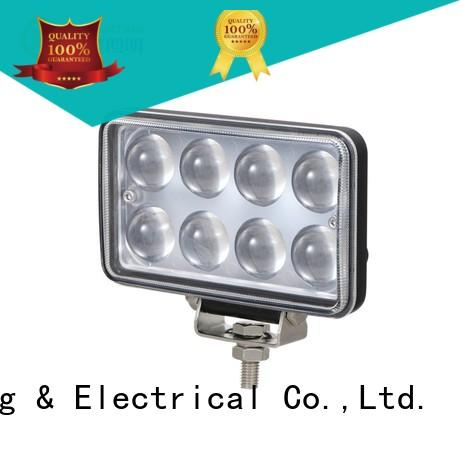 waterproof round led driving lights series for trucks