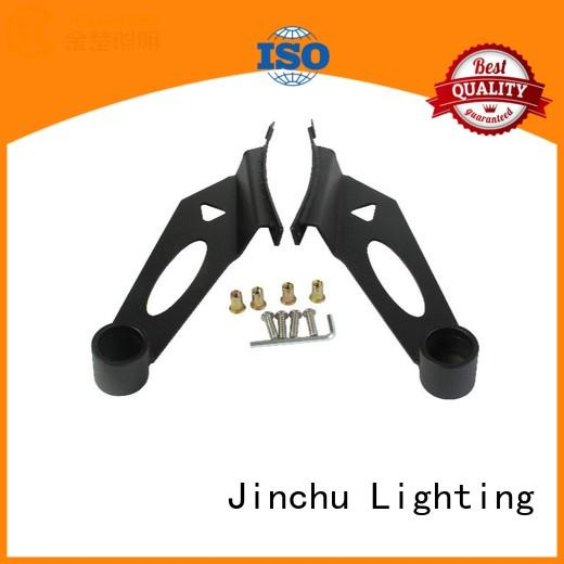 jeep tj light bar bracket aluminum spare Warranty JINCHU