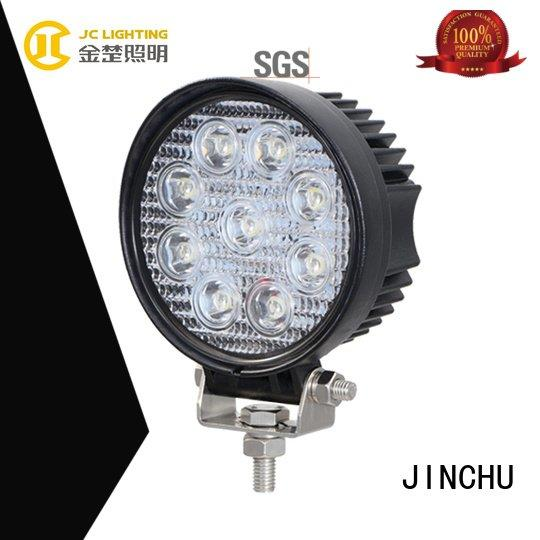JINCHU LED driving light spot bar inches lumen