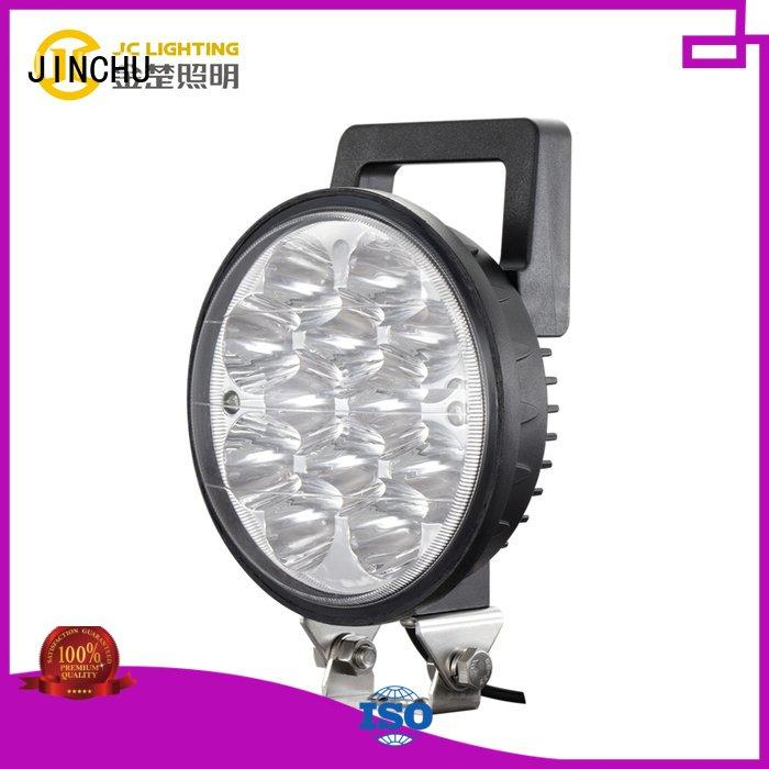 4 inch round led driving lights auto 7pcs led driving lights JINCHU Brand