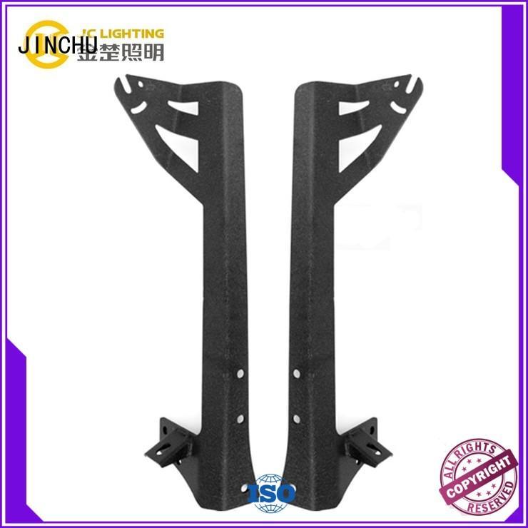 mounting work JINCHU Brand jeep light bar brackets