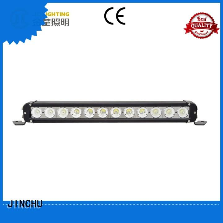 release vehicles bars jeep led light bar JINCHU Brand
