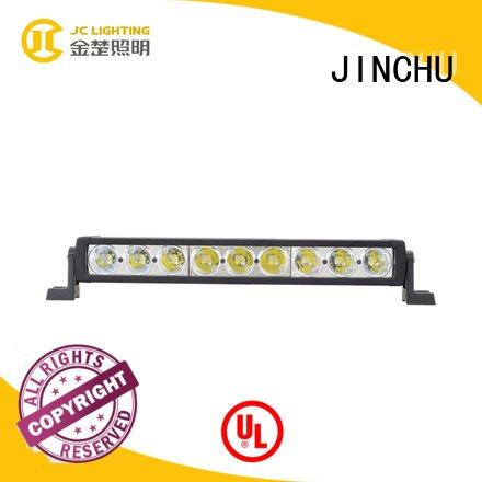 sale 40w powerful jeep led light bar JINCHU