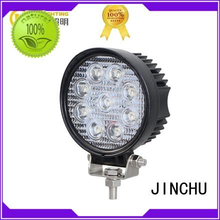 JINCHU motorcycle led spotlights manufacturer for jeep