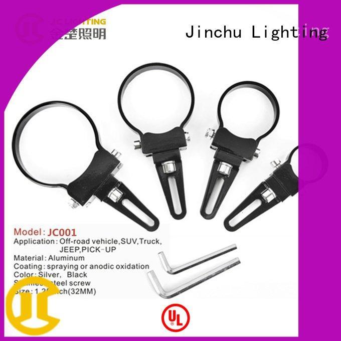 JINCHU Brand 26 light jeep tj light bar bracket roof quality