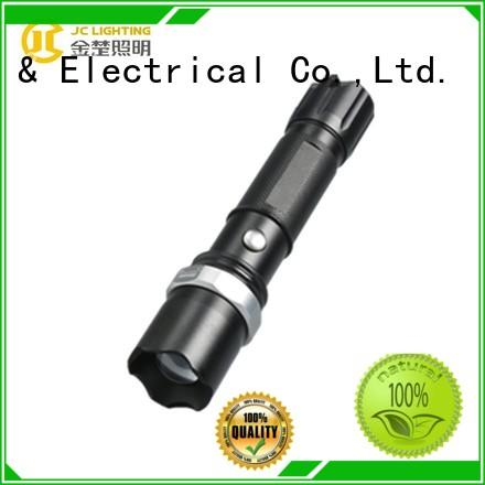 JINCHU brightest led flashlight factory for police