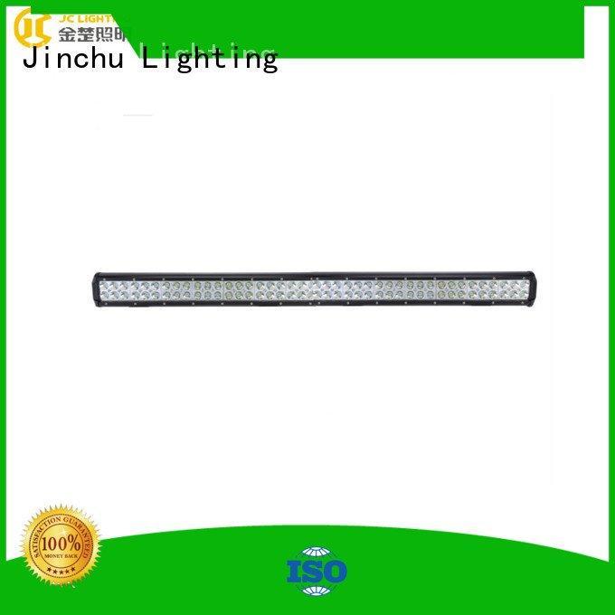 JINCHU power inch excavator jeep led light bar forklifts
