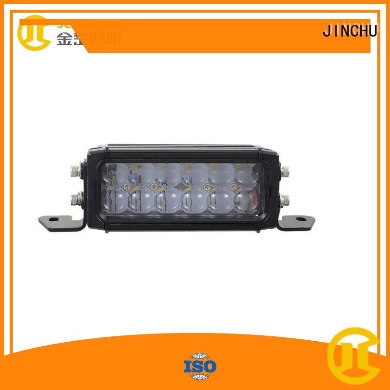 jeep led light bar LED Model Color Temperature     JINCHU