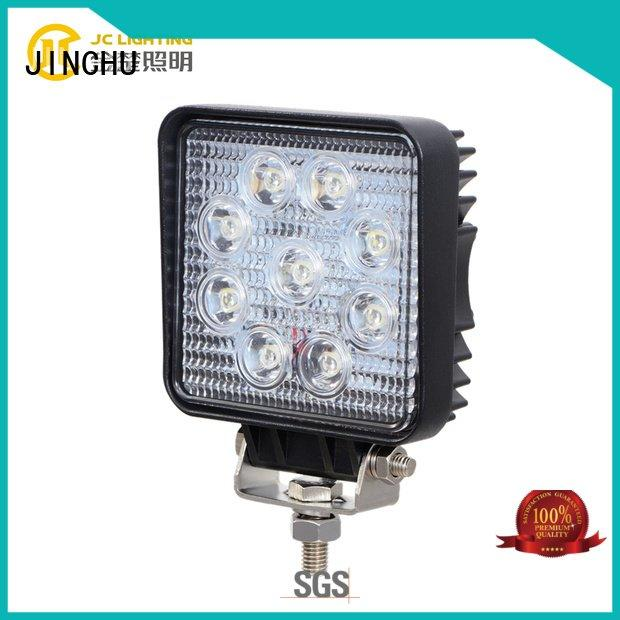 cree led work light Optional Beam Watt Working Environment Dustproof & Waterproof Rating JINCHU
