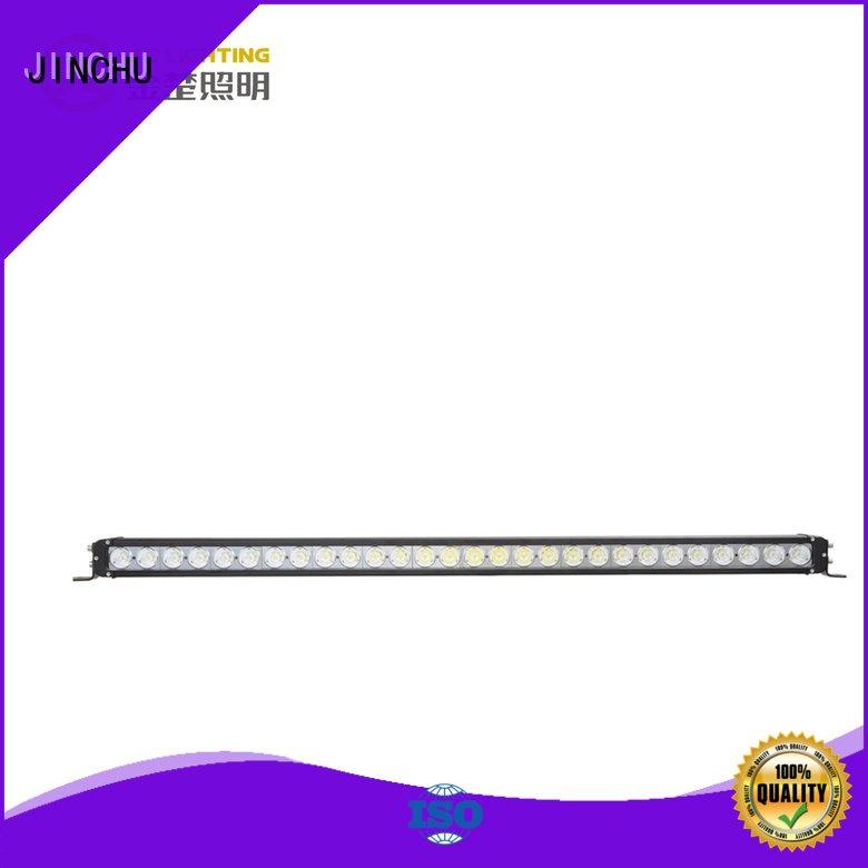 jeep led light bar affordable quality 108w 17inch JINCHU