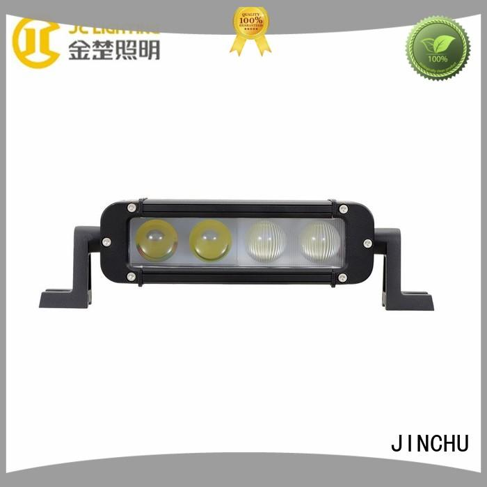 JC10118A-40W 8 Inch Cree Projector Offroad LED Light Bar for Trucks Crane Excavator