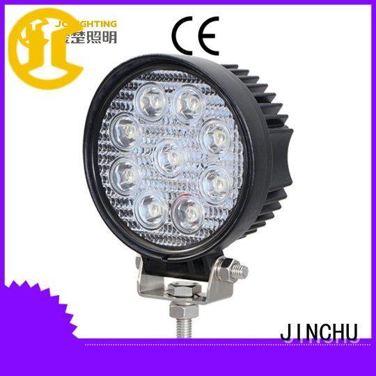 Hot off road led lights excavator LED driving light certificates JINCHU