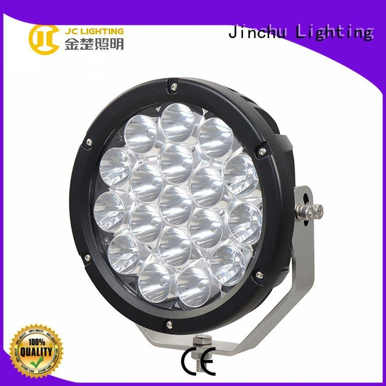 off road led lights lumens 17 LED driving light JINCHU Warranty