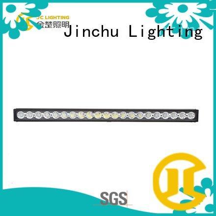 jeep led light bar Dustproof&WaterproofRating Voltage OptionalBeam ColorTemperature JINCHU