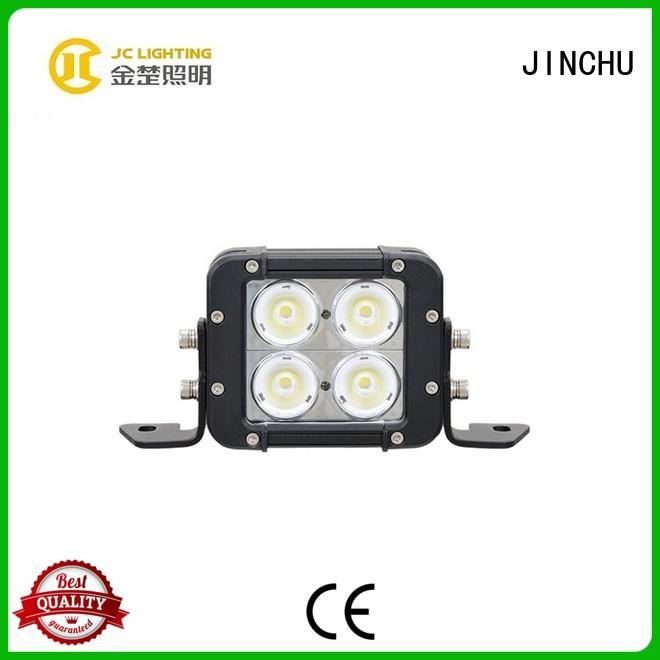 jeep led light bar auto spot led bar atv JINCHU Brand
