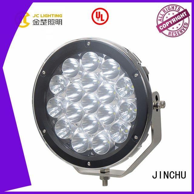 JINCHU big led driving lights flood inches