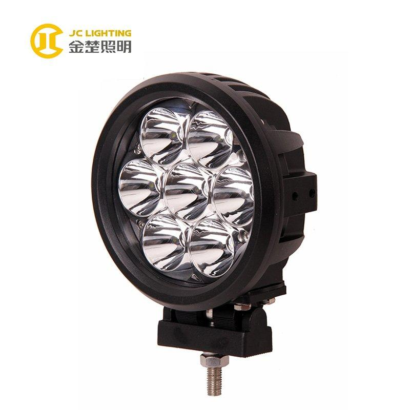 JC1007C-70W 2015 New Product 70W Cree LED Spot Work Light for off-road