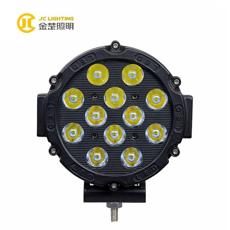 JC0512-60W New Hot Sale 60W Spot 7inches Cree LED Headlamp for Auto Lighting System