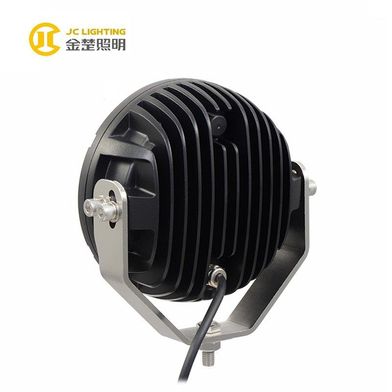 JC0518-90W New Released 7 Inches Round 18 PCS Cree 90W LED Driving Light for truck