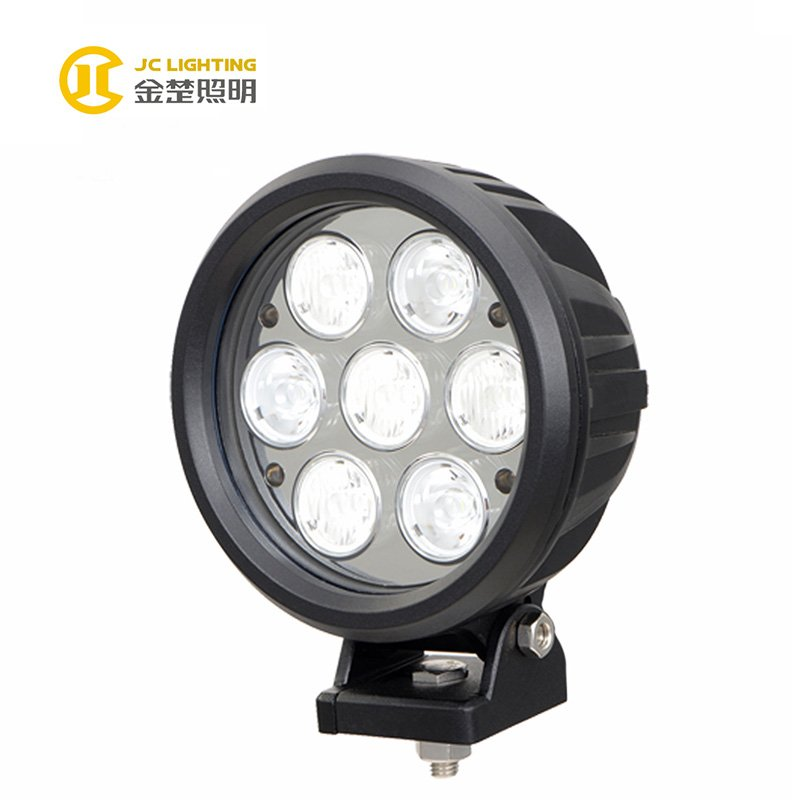 JINCHU JC1007-70W 7inches Cree 70W Offroad LED light with Spot Flood Combo Beam Auto Parts Accessories LED Driving Light image144