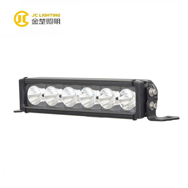 JC10118B-60W Cree LED Light Bar Affordable Cree LED Light Bar for Truck Jeep or ATV