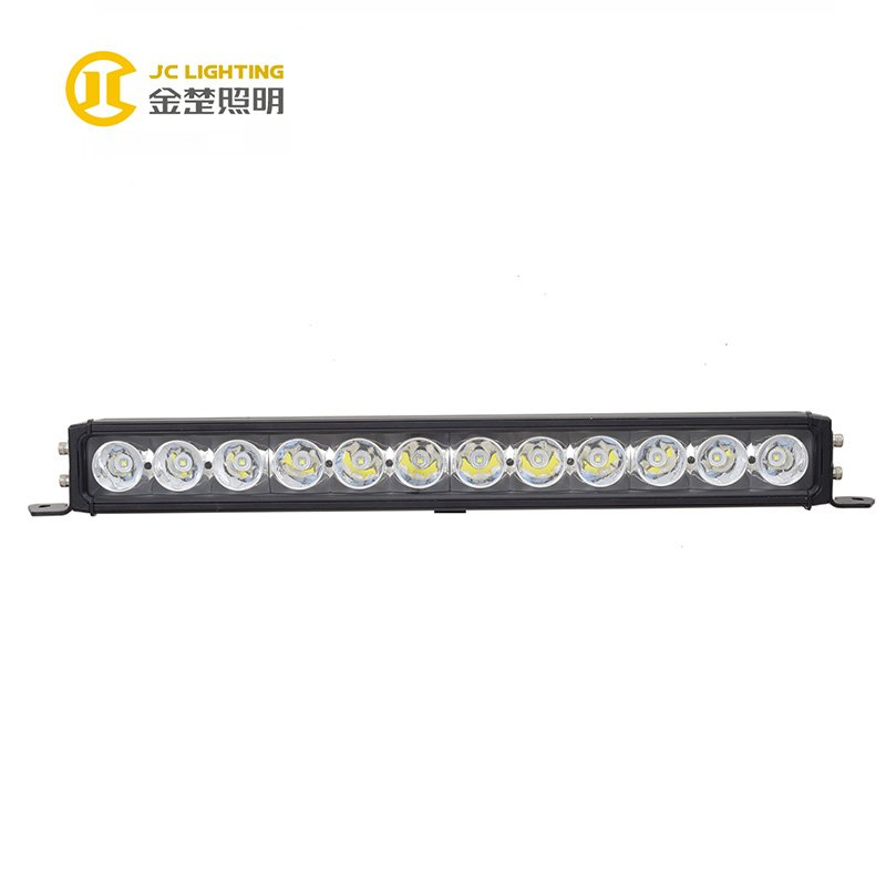 JINCHU JC10118B-120W Single Row 23 Inch Cree LED Light Bar for Cars, Jeep, Off road Hot Products image125